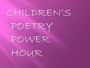 CHILDREN'S WORD WAR WON SHOW - TITLE PAGE
