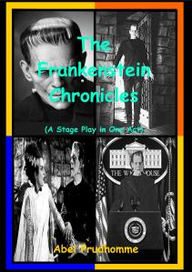 COVER - FRANKENSTEIN CHRONICLES