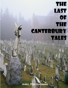 COVER - FRONT - LAST OF THE CANTERBURY TALES