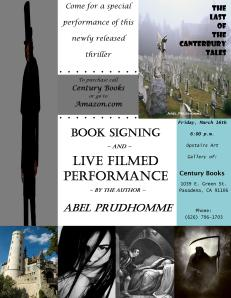 FLYER - CANTERBURY TALES 2012-03-16