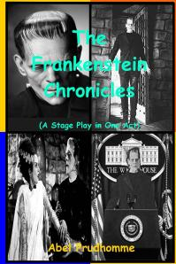 Cover - The Frankenstein Chronicles